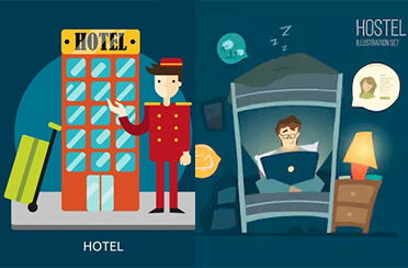 Hotels & Rooms